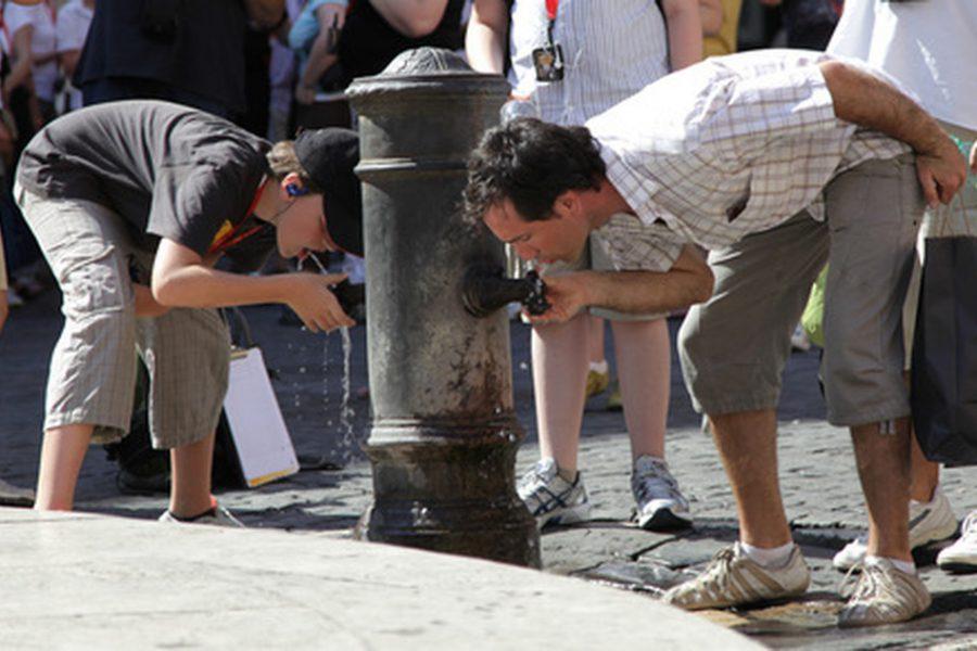 acqua pubblica