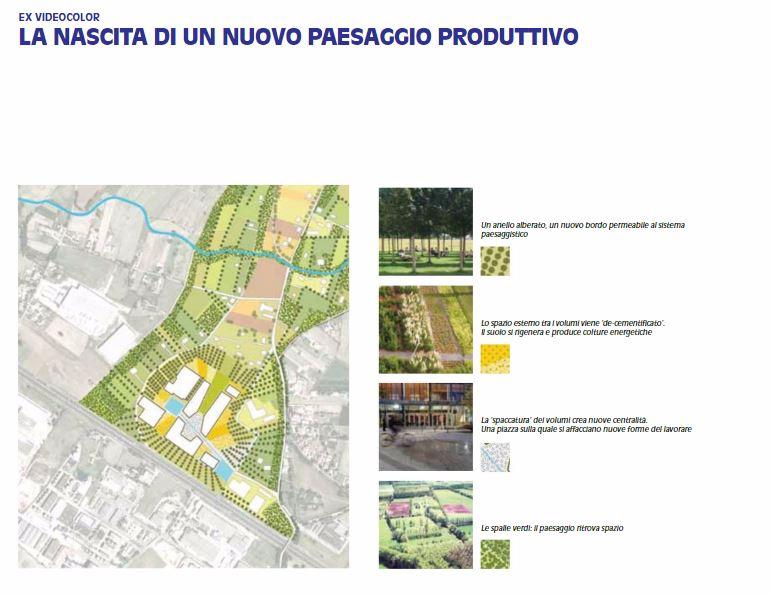 Il progetto presentato dall'Asi Frosinone nel 2013 in occasione dei 50 anni del Consorzio